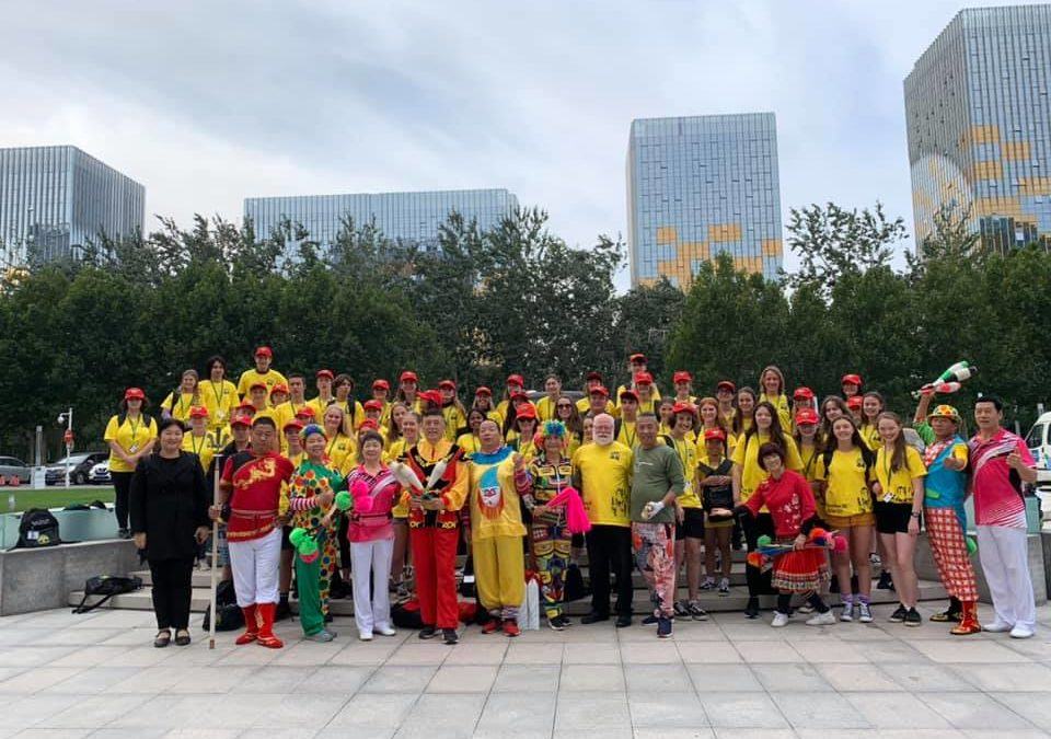 MRSHS China Tour 2019 – Day 2 Report
