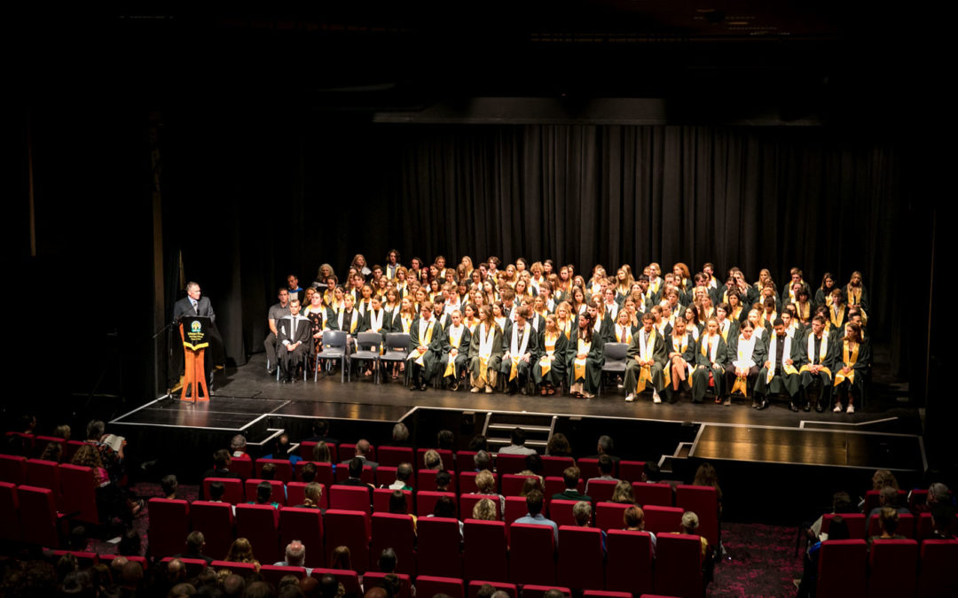 Congratulations to the Graduating  Class of 2019
